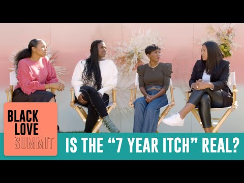 Is the '7 Year Itch' Real? | Wives' Panel | Black Love Summit