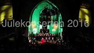 Hanne Krogh & Tenorer - Julekonserten 2016