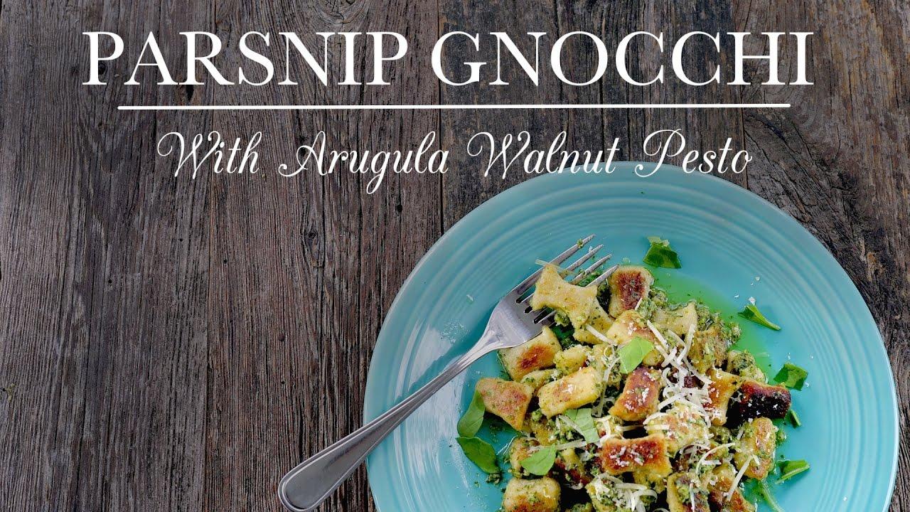 Parsnip Gnocchi | Kitchen Vignettes | PBS Food - YouTube