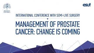 Лечение рака простаты: перемены неизбежны
