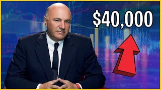 What Kevin O'Leary Just Said About Ethereum and Why It's Headed to $40,000
