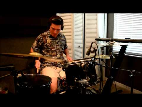 Chris Chandler - Drum Cover - Maroon 5 - Maps