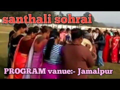 sohrai at j s a jamalpur(by estern railway jamalpur all santhal activate kora