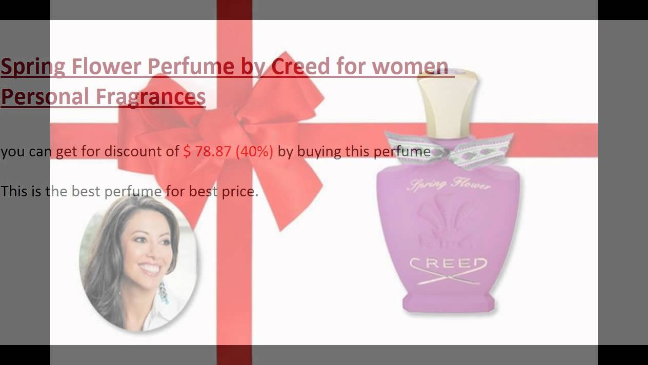 Spring Flower Perfume By Creed For Women Youtube