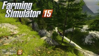 #3 MULTI AVEC JULIEN The Alps Map FS 2015 I LE BÛCHERON DE L'EXTRÊME I FARMING SIMULATOR 2015