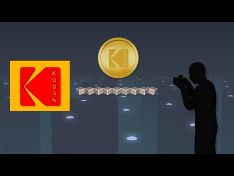Kodak Announces Its Own Cryptocurrency