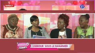 PAROLES DE FEMMES(L'amour sous le bananier) Du Mardi 02 AVRIL EQUINOXE TV