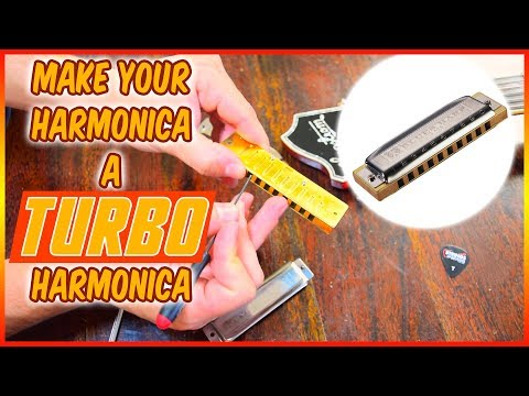 Make Your Harmonica Much EASIER to Play