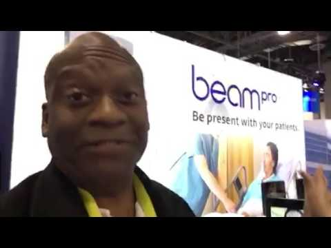 BEAM Remote Moving Monitors At CES 2017 #CES2017