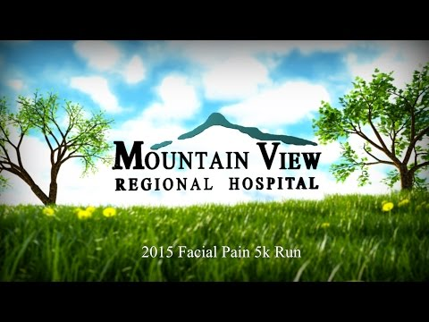 Mountain  View Regional Hospital Facial Pain 5k Run - Ryan Ao Media