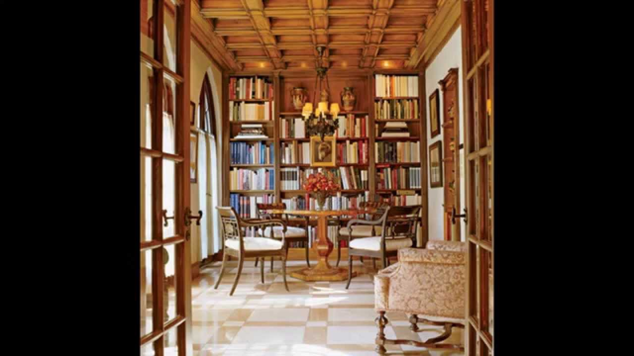 Home library ideas & Home library ideas - YouTube