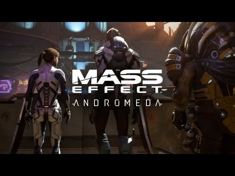The Game Awards Mass Effect Andromeda Gameplay My Thoughts