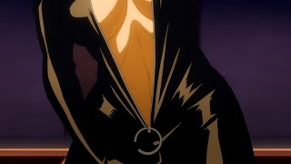 Striptease Catwoman DC