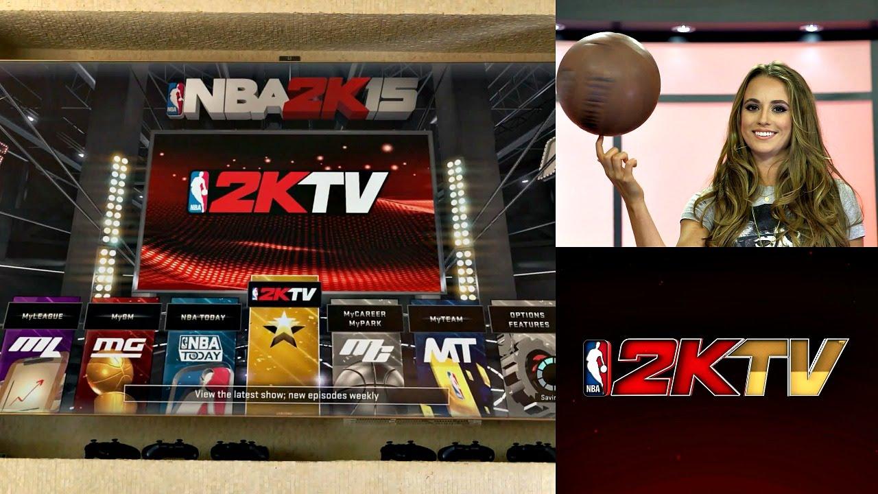 watch NBA 2KTV will get the bonus VC coins