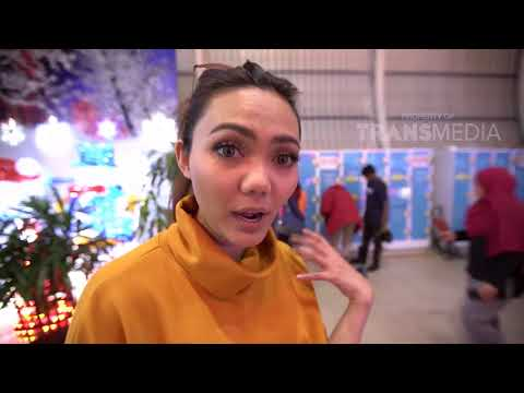 COMEDY TRAVELER - Rina Masuk Ke Snow World, Malaysia , Eprod Kemana ?? (15/4/18) Part 1