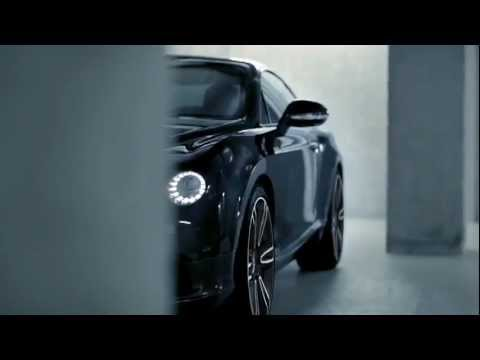 Bentley Continental GT V8 Launch Film First Commercial  Carjam TV HD Car TV  2013