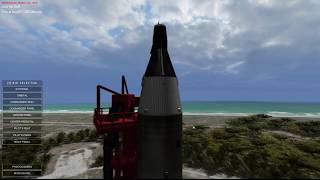 Reentry - An Orbital Simulator (Early Access) - Gemini Systems Part 1