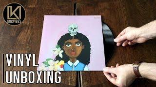 Noname – Telefone Vinyl Unboxing | KurVibes