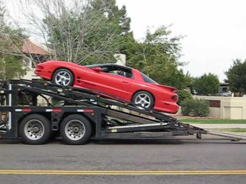 Death of a Trans Am Part 2: The Birth of the Red Ape
