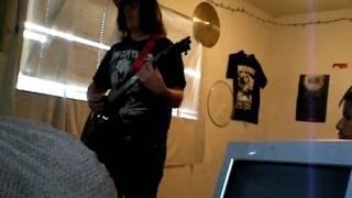 Anthony playing guitar Thumbnail