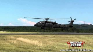 !!AMAZING!! National Guard AH 64 Attack & UH 60 Helicopters      !!NOW HIRING!!