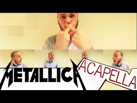 Metallica - aCapella! Hardwired! - a Vocal Cover Parody Tribute Multitrack by Dan-Elias Brevig!