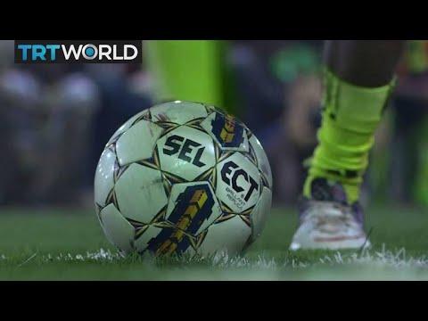 Somalia Football: Migrants in Uganda play football to avoid drugs