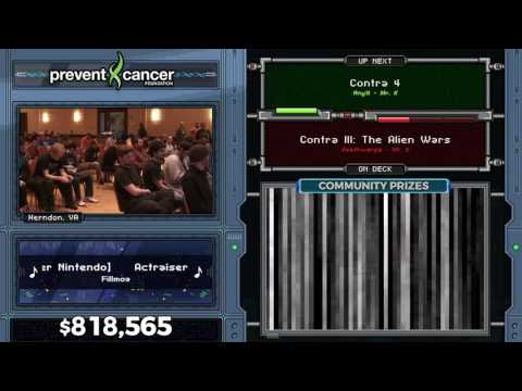 Contra 4 by Mr. K in 24:58 - Awesome Games...