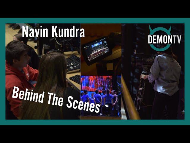 Navin Kundra | Voice of Legends 2 Behind The Scenes
