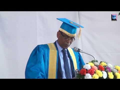 First Convocation Odisha State Open University, Sambalpur 2017 full