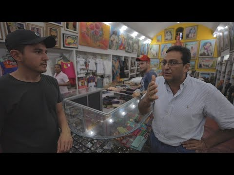 Triste lo que sucede en las Bovedas de Cartagena Colombia