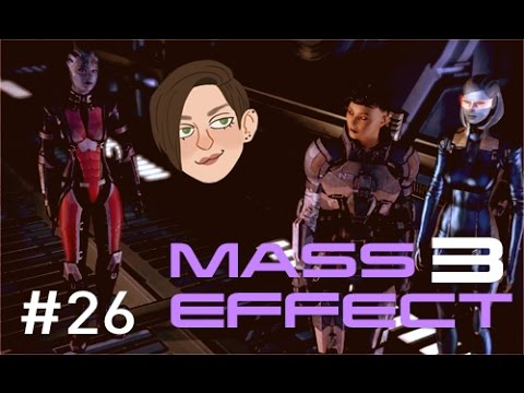Mass Effect 3 - Part 26 - Renegade - He's So Illusive