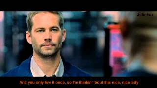 Fast And Furious 6 ( Full HD - Official Trailer & Soundtrack + Lyrics ) Eminem - Fast Lane