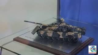 Выставка моделей бронетехники «Броневой ударный батальон» (ИА «Новый город» от 21.02.2018 г.)