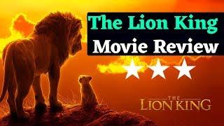 Movie Review: SRK की आवाज में दमदार निकली The Lion King