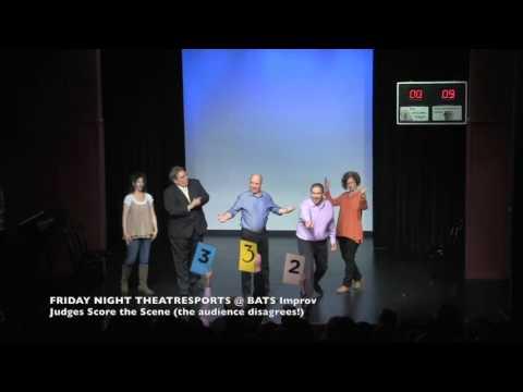 Theatresports @ BATS Improv