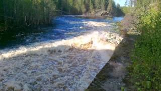 Природа и отдых в Карелии(Это видео создано в редакторе слайд-шоу YouTube: http://www.youtube.com/upload., 2015-03-12T17:25:32.000Z)