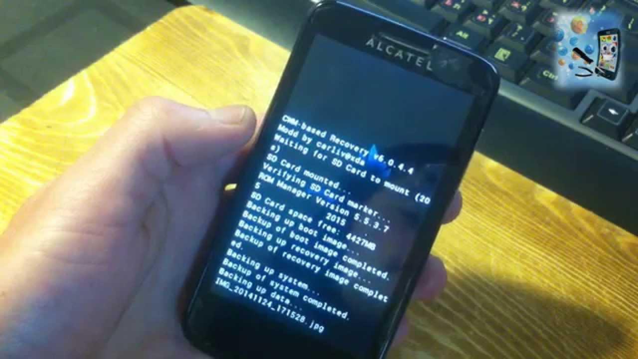 Как сделать backup recovery android фото 750
