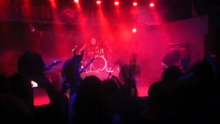 Aosoth - Songs Without Lungs (Live Moscow 05.05.12)