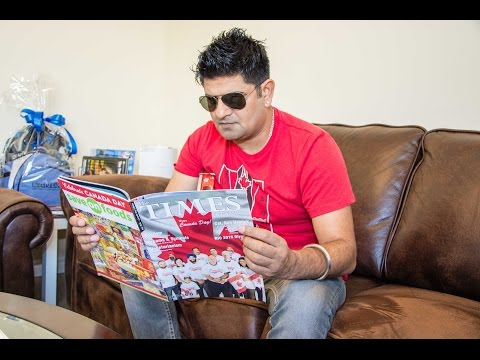 Teji Sandhu @ The Times of Canada