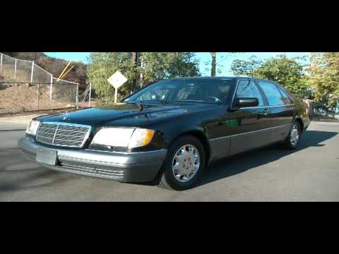 1995 mercedes benz s500 w140 sedan beautifuly clean s600 for 1995 mercedes benz s600 coupe