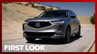 The new Acura MDX is sharper and more luxurious than ever