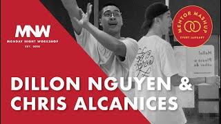Monday Night Workshop: Dillon Nguyen & Chris Alcanices @KoolJohn - Hit Dat S***