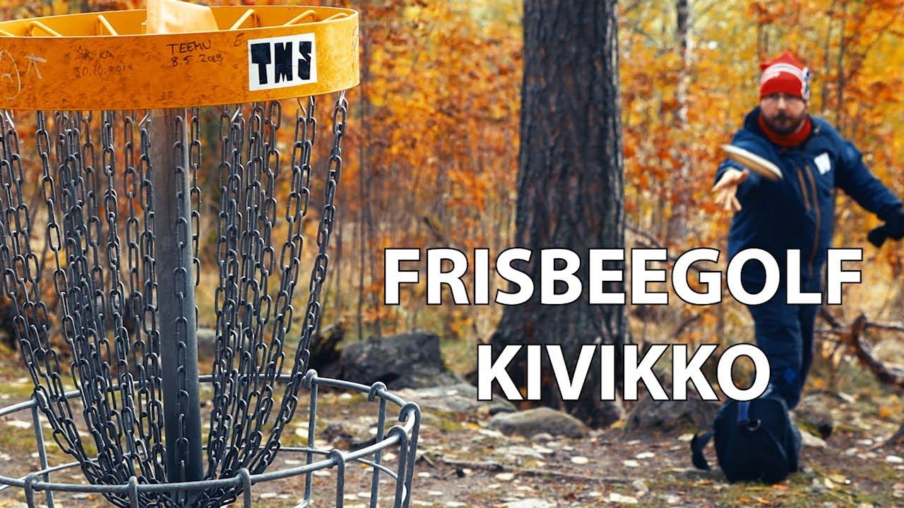 Frisbeegolf Kivikko