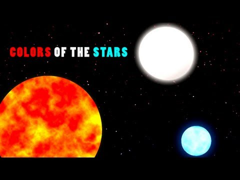 Space Science: Colors of the Stars - Coma Niddy University