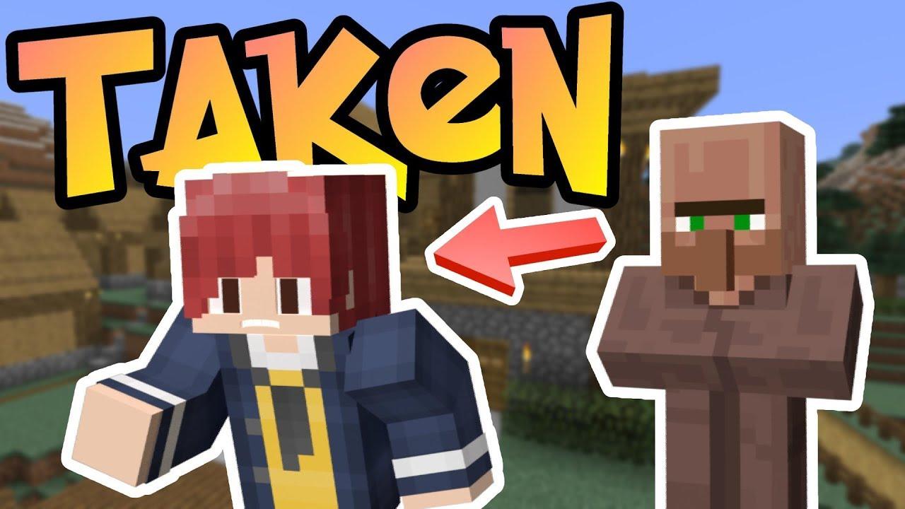 變成跑腿小弟※Minecraft※創世神※冒險地圖 Taken 中篇 - YouTube