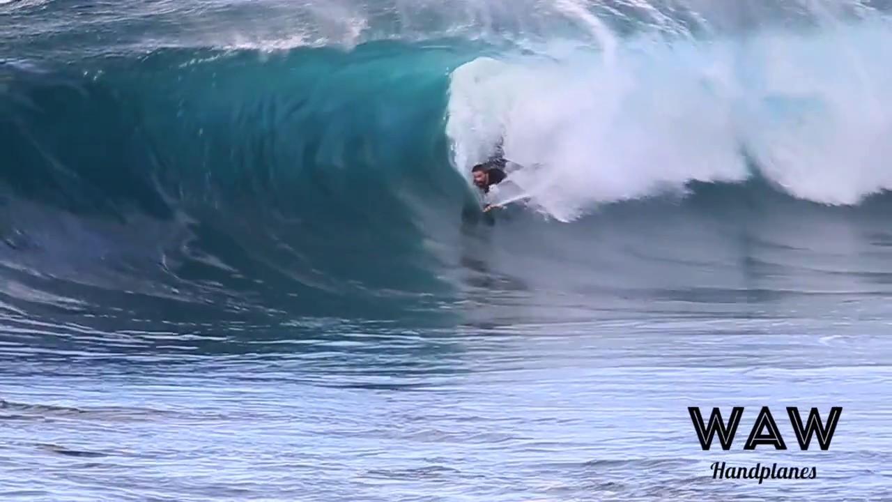 bodysurfing australia waw handplanes