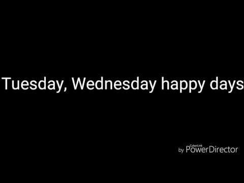 Happy days theme (lyrics)