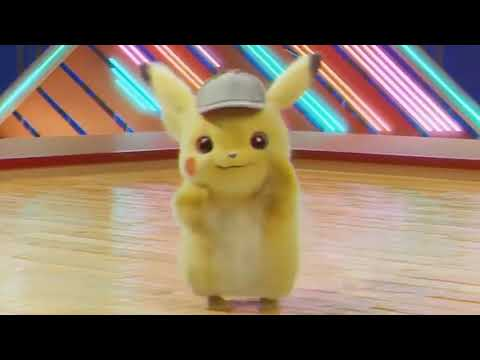 Hyper Potions- Pika dance with Pikachu