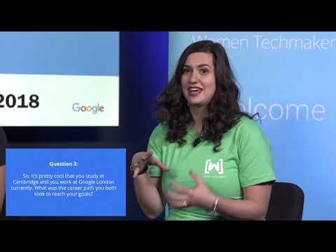 Women Techmakers 2018 Scholars Program